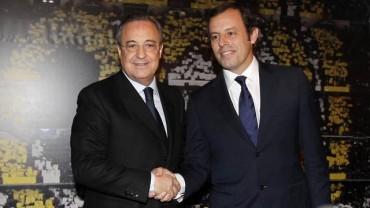 Barça y Madrid están interesados en Rooney