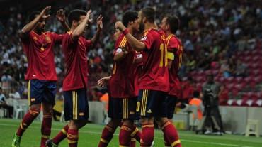 España Sub-20 a octavos invicta