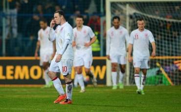 Montenegro 1-1 Inglaterra