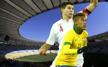 Brasil intentará vengar la derrota sufrida en febrero en Londres