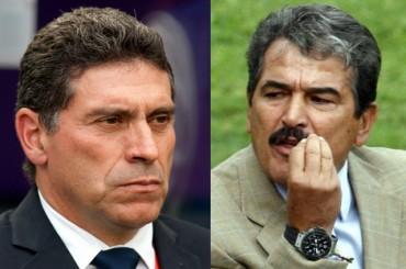 Jorge Luis Pinto y Luis Fernando Suárez son dos viejos conocidos