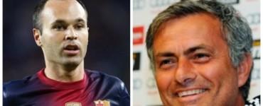 """Iniesta: """"Mourinho le ha hecho daño al fútbol español"""""""