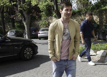 El juez imputa a Messi por presunto delito fiscal