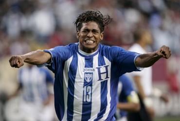 Carlo Costly está listo para volver a comandar el ataque de Honduras