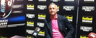 "Cruyff: ""Fichado Neymar, yo me habría planteado vender a Messi"""