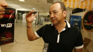 Osman Madrid advierte de la crisis que podría venirse en el fútbol hondureño.