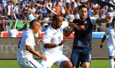 Estados Unidos tendrá dos bajas seguras para el partido ante Honduras