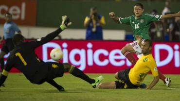 México logra gran victoria ante Jamaica