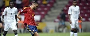 España Sub-20 clasifica a los octavos de final