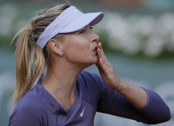 Sharapova vence a Stephens y avanza a cuartos de final