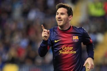 "Messi: ""Lo unico que me falta es un Mundial"""