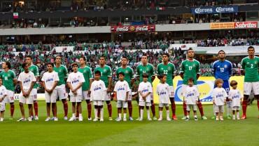 El Tri Mexicano ya se encuentra en Brasil