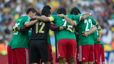 México preparado para enfrentar a Brasil