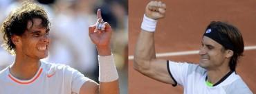 David Ferrer se medirá en la final de Roland Garros contra Nadal