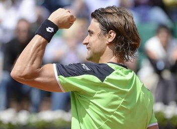 David Ferrer supera a Robredo y se mete en semifinales