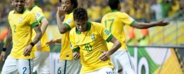 Otro 'golazo' de Neymar y Brasil, a 'semis' como primera de grupo