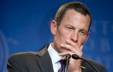 "Armstrong: ""Ganar el Tour sin doparse era algo imposible"""