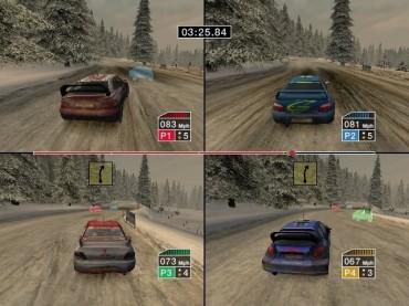 Colin McRae Rally inicia su carrera en plataformas móviles