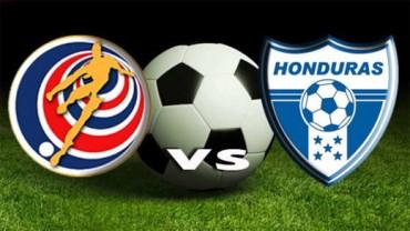 Costa Rica recibe hoy a Honduras