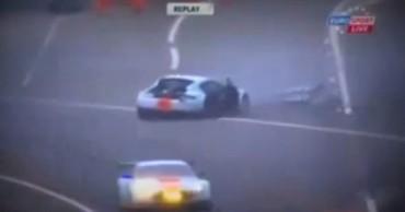 """Fallece piloto en las """"24 horas de Le Mans"""""""