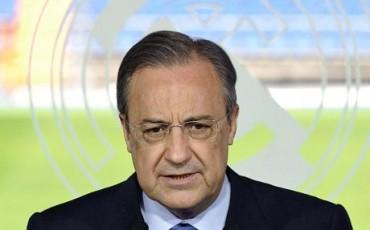 """Florentino: """"Entiendo que Iniesta y Xavi estén enfadados por no ganar al Madrid"""""""