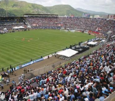 Selección de Honduras  podría jugar en Tegucigalpa contra Panamá