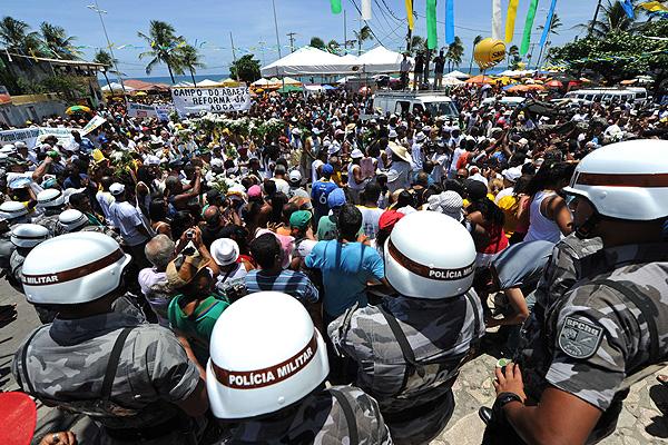 La policía de Belo Horizonte pide la suspensión del Brasil-Uruguay