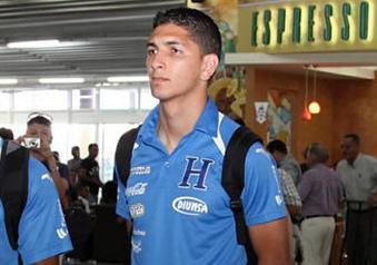 Jhonnny Leverón  fue convocado de emergencia por la Selección de Honduras
