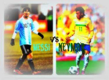 Messi enfrentará a Neymar el 2 de julio