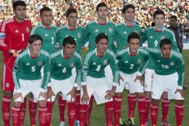 México a un pie fuera del mundial Sub-20