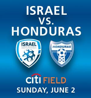 Honduras lista para enfrentar a Israel