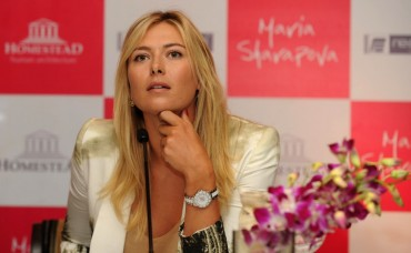 Sharapova confirma la ruptura con su entrenador desde 2010