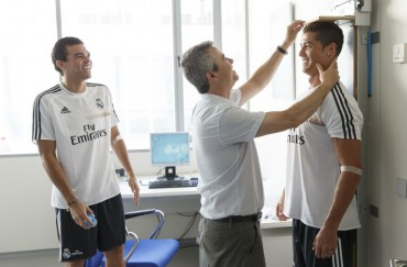 El nuevo Real Madrid de Carlo Ancelotti ya está en marcha
