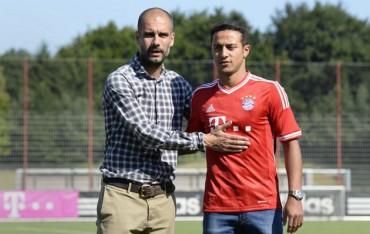 """Thiago: """"Guardiola ha sido muy influyente en mi carrera"""""""