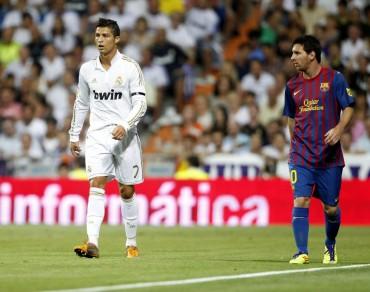 Cristiano y Messi, candidatos a Mejor delantero de la 2012-13