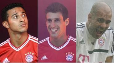 El Bayern se presenta ante su afición antes de recibir al Barça