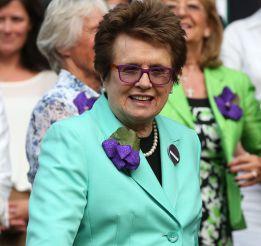 """Billie Jean King: """"En España no se está cuidando el tenis femenino"""""""