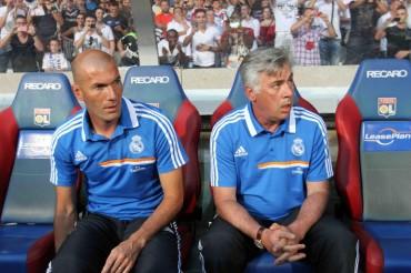 """Zidane: """"Físicamente era un día difícil, pero veo bien al equipo"""""""