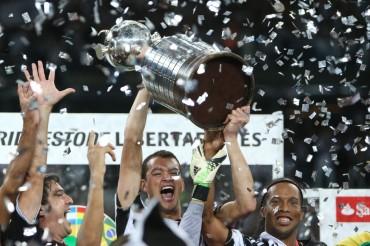 El Atlético Mineiro gana la Libertadores en los penaltis