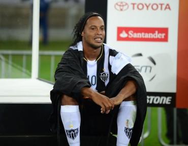"""Ronaldinho: """"La Libertadores era el único título que me faltaba"""""""