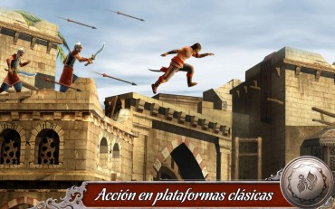 Prince of Persia The Shadow and the flame, disponbile para móvil