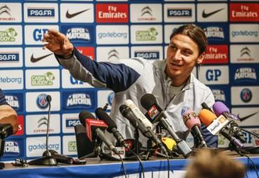 """Ibrahimovic: """"Cristiano Ronaldo no es el mejor"""""""