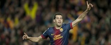 Sergio Busquets renueva con el Barça hasta 2018