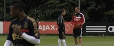 """Bojan: """"No dudé un segundo a la hora de decidirme por el Ajax"""""""