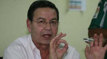 Rafael Callejas confía plenamente en el trabajo del seleccionador Luis Suárez