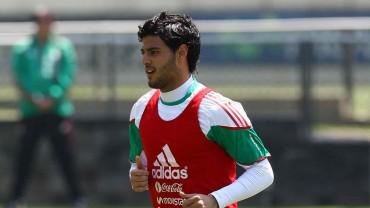 Carlos Vela podrá estar contra Honduras en el Azteca