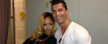 Rihanna cuestiona la sexualidad de Cristiano Ronaldo