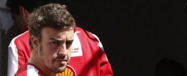 Fernando Alonso no se plantea abandonar Ferrari