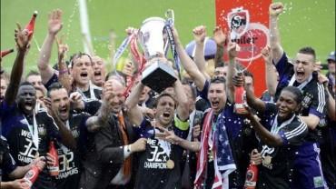 El Anderlecht de Andy Najar logró su undécima Supercopa de Bélgica