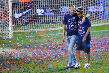 """Guardiola: """"Quiero a Thiago, le he pedido al club que lo fiche"""""""
